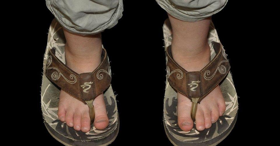 groeiende voeten bij sengers podotherapie wijchen