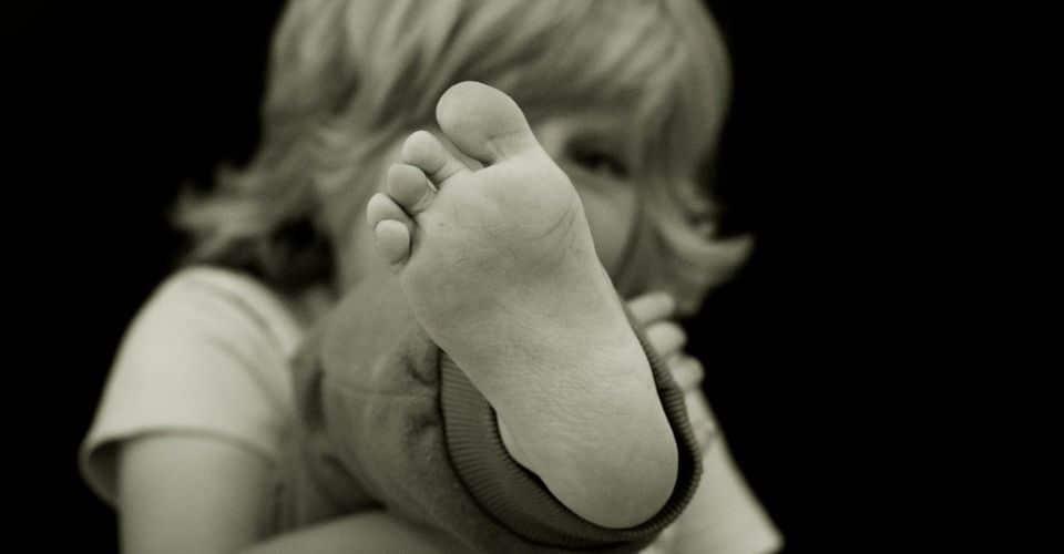 Hielpijn bij kinderen, Morbus Sever