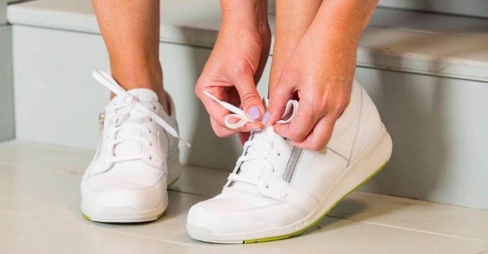 semi-orthopedische schoenen bij sengers podotherapie wijchen
