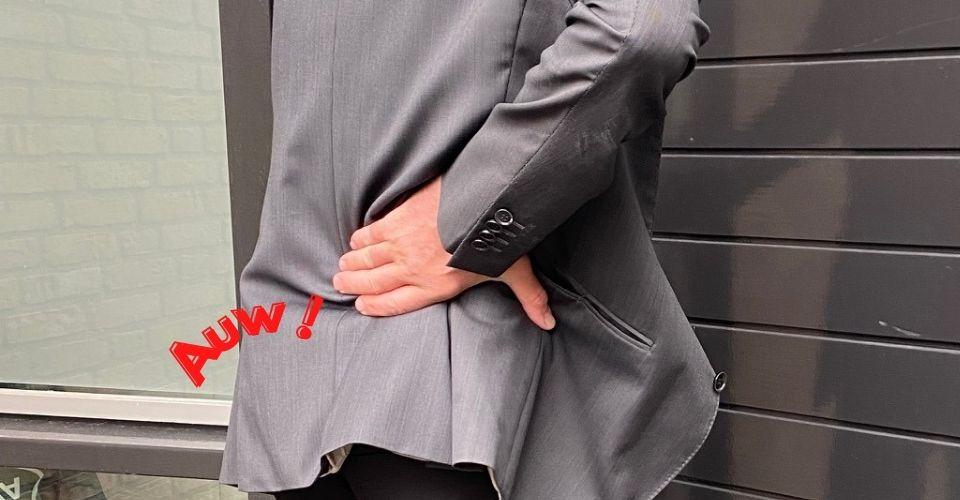 Lage rugpijn, wat kan de podotherapeut voor u betekenen?